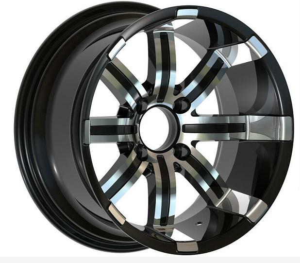 For Us Market 14 X 7 Inch Atv Wheels Rims Dh Ar14 04 Buy Special